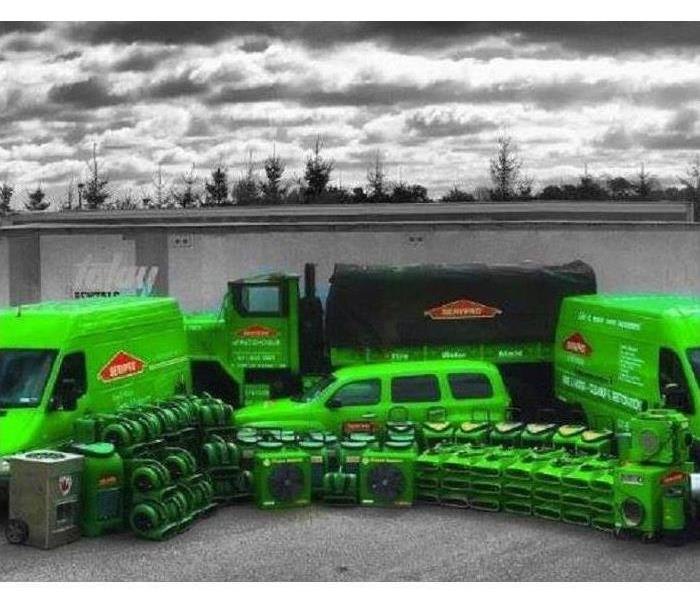 Storm Damage When Storms or Floods hit, SERVPRO of Patchogue is ready!