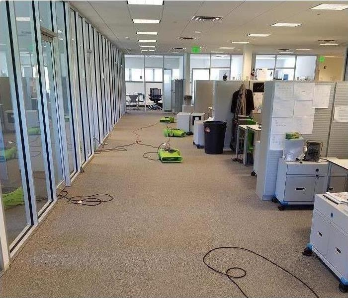 Commercial Commercial Water Damage