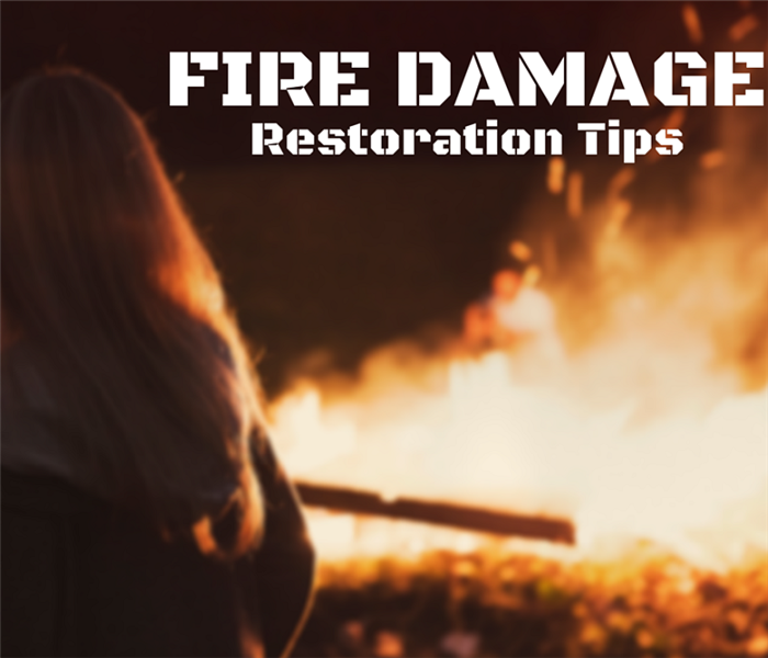Fire Damage Emergency Fire Damage Guidelines & Tips