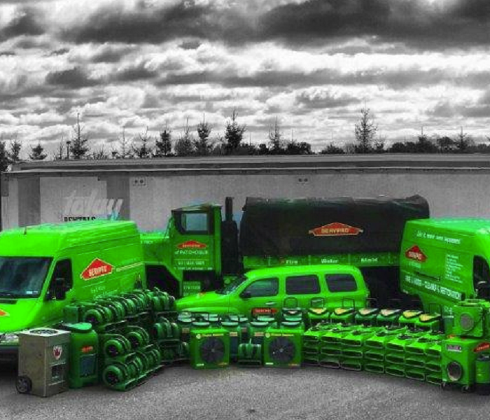 General For Immediate Service Call SERVPRO of Patchogue 24/7