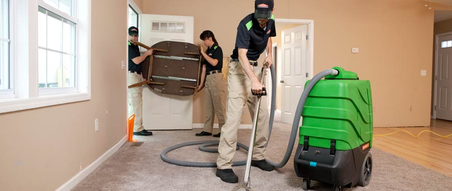 Patchogue, NY residential restoration cleaning